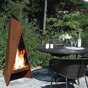 barbecue bois r f chauffage po les bois po le bois ext rieur chauffage piscine. Black Bedroom Furniture Sets. Home Design Ideas