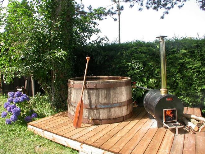 sunline chauffage piscine au bois r f d tente spa. Black Bedroom Furniture Sets. Home Design Ideas