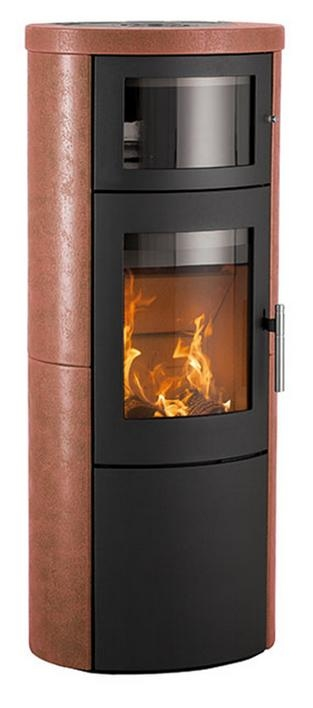 heta mod le sl 820 b r f chauffage po les bois contemporain espace po le scandinave. Black Bedroom Furniture Sets. Home Design Ideas