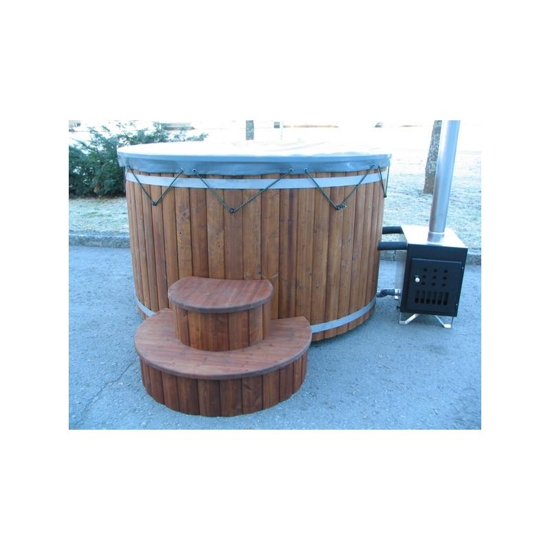 hot tub epic a 170 cm r f d tente spa bains nordiques espace po le scandinave. Black Bedroom Furniture Sets. Home Design Ideas